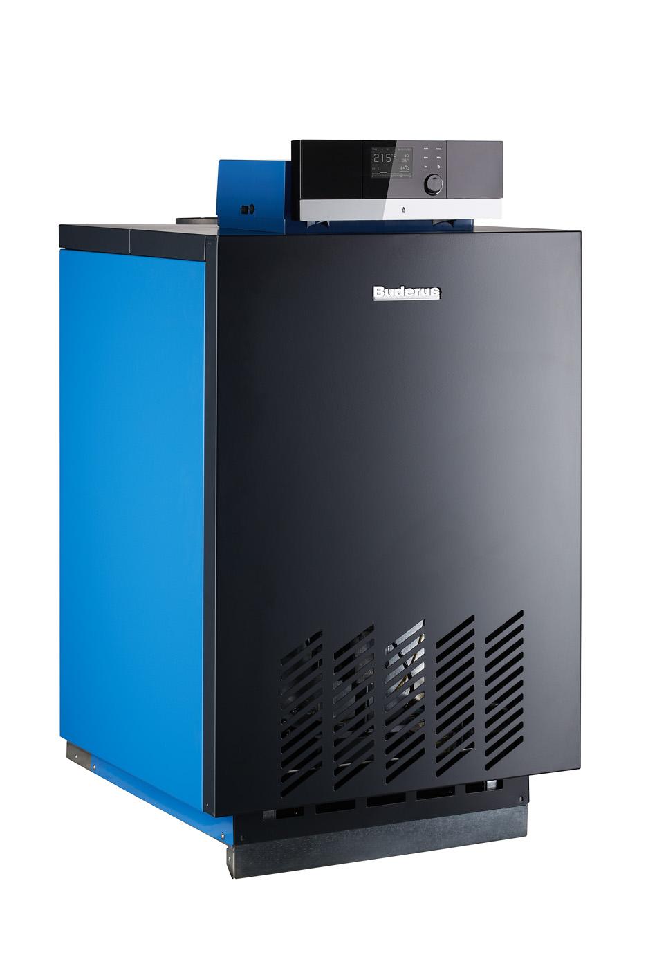 Напольный чугунный газовый котел Buderus Logano G124 WS-28 kW