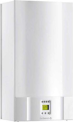 Газовый настенный одноконтурный турбированный котел De Dietrich MS 24 FF для отопления.